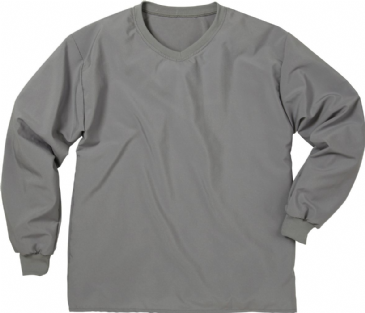 Fristads Cleanroom Long Sleeve T-Shirt 7R005 XA80 (Grey)